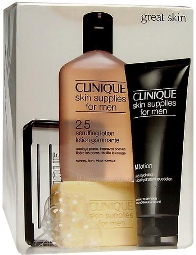 Kosmetikos rinkinys Clinique Men Skin Supplies SET  150g Paveikslėlis 1 iš 1 2508200000233
