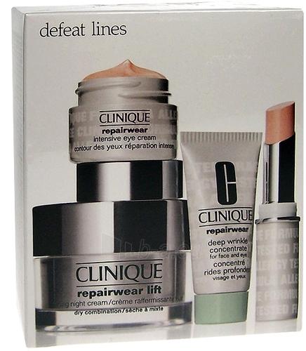 Kosmetikos rinkinys Clinique Repairwear Lift Set  50ml Paveikslėlis 1 iš 1 2508200000243