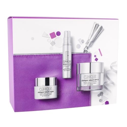 Kosmetikos rinkinys Clinique Smart & Smooth Kit Cosmetic 50ml Paveikslėlis 1 iš 1 310820131907
