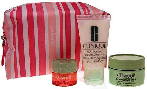 Clinique kosmētikas komplekts Start Set Comforting Cream Cleanser 52ml Red Paveikslėlis 1 iš 1 2508200000250