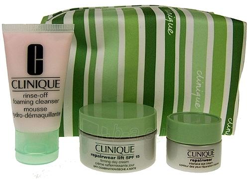 Clinique cosmetics kit Start Set Repairwear Zelený 50ml Paveikslėlis 1 iš 1 2508200000252