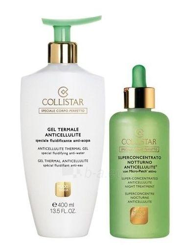 Kosmetikos rinkinys Collistar Anticellulite Thermal Gel Day Night  475ml Paveikslėlis 1 iš 1 2508200000263