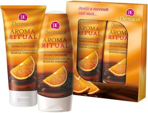 Kosmētikas komplekts Dermacol Aroma Ritual 450 ml Paveikslėlis 1 iš 1 2508200000011