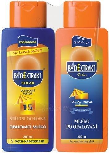Kosmetikos rinkinys Dermacol BioExtrakt SET SPF15 7703      500ml Paveikslėlis 1 iš 1 2508200000277