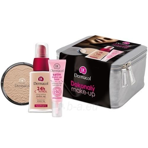 Cosmetic set Dermacol Dokonalý Makeup 7946 48ml Paveikslėlis 1 iš 1 2508200000630