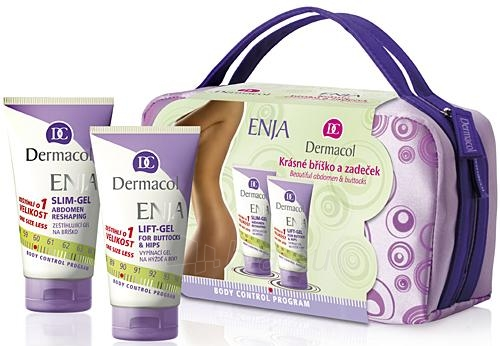 Cosmetic set Dermacol Enja Beautiful belly and buttocks 7745 300ml Paveikslėlis 1 iš 1 2508200000592