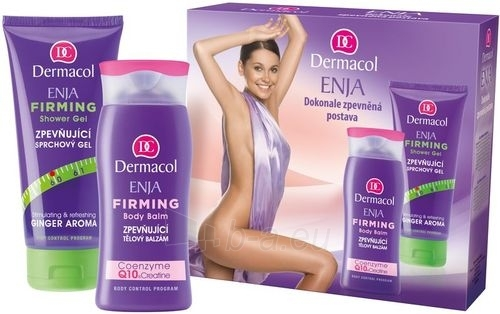 Kosmetikos rinkinys Dermacol Enja Dokonale Firming      400ml Paveikslėlis 1 iš 1 2508200000648