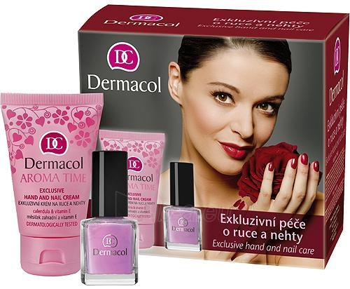 Cosmetic set Dermacol Exclusive Hands and Nails Care 7756 57 ml Paveikslėlis 1 iš 1 2508200000593