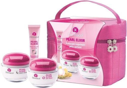 Kosmētikas komplekts Dermacol Pearl Elixir    7900   115ml Paveikslėlis 1 iš 1 2508200000654