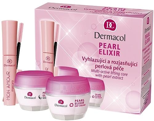 Kosmetikos rinkinys Dermacol Pearl Elixir Set 7744 Smoothing Pearl Care     105ml     Paveikslėlis 1 iš 1 2508200000289