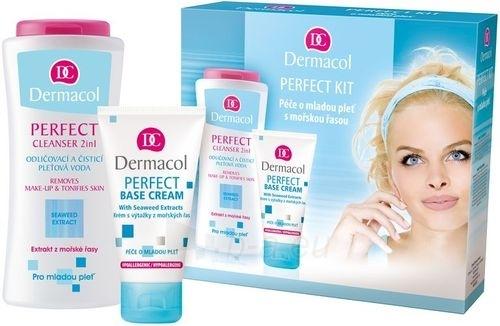 Kosmetikos rinkinys Dermacol Perfect Kit 7904       250ml     Paveikslėlis 1 iš 1 2508200000655