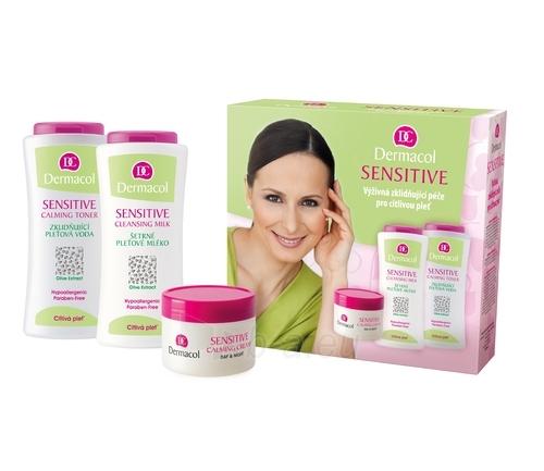 Cosmetic set Dermacol Sensitive 7943 450 ml Paveikslėlis 1 iš 1 2508200000639