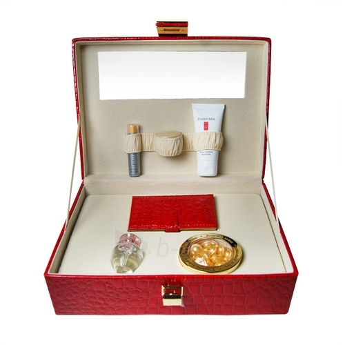 Kosmetikos rinkinys Elizabeth Arden Deluxe Compact    76,4g Paveikslėlis 1 iš 1 2508200000791