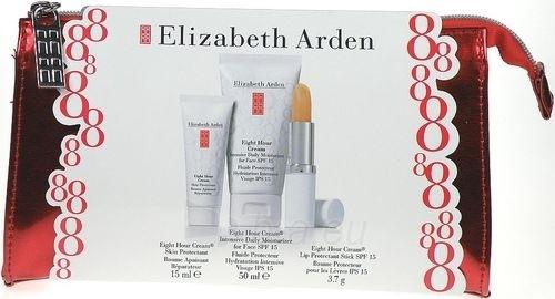 Kosmetikos rinkinys Elizabeth Arden Eight Hour Cream Set Red Bag    68,7ml Paveikslėlis 1 iš 1 2508200000305