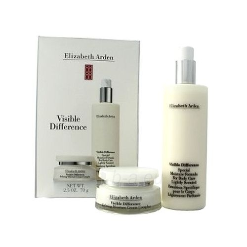 Cosmetic set Elizabeth Arden Visible Difference Kit 370ml Paveikslėlis 1 iš 1 2508200000641