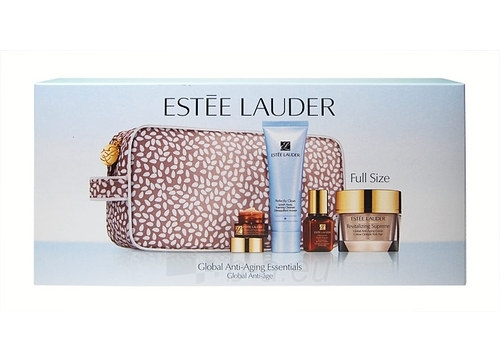 Kosmētikas Essentials Kit Estee Lauder Global Anti Novecošana 120ml Paveikslėlis 1 iš 1 2508200000704