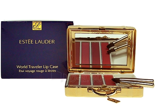 Kosmetikos rinkinys Esteé Lauder World Traveler Lip Case    20g Paveikslėlis 1 iš 1 2508200000353