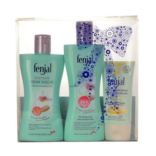 Kosmetikos rinkinys Fenjal Intensive Shower Cream Kit 1504 Cosmetic 475ml Paveikslėlis 1 iš 1 310820014993