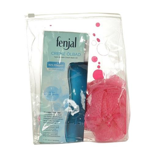 Kosmetikos komplekts Fenjal Nourishing Creme Bath Oil Kit Cosmetic 200ml Paveikslėlis 1 iš 1 310820014992