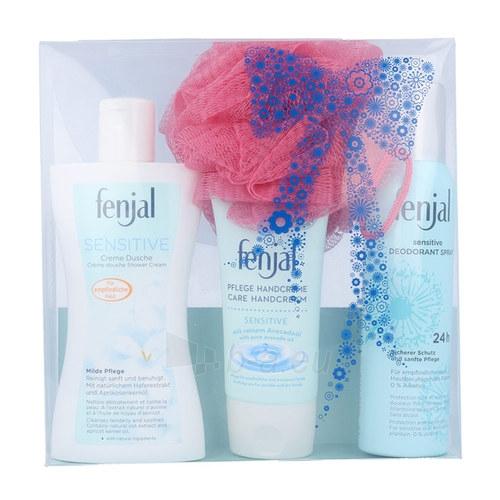 Kosmetikos komplekts Fenjal Sensitive Shower Cream Kit 1403 Cosmetic 425ml Paveikslėlis 1 iš 1 310820027269