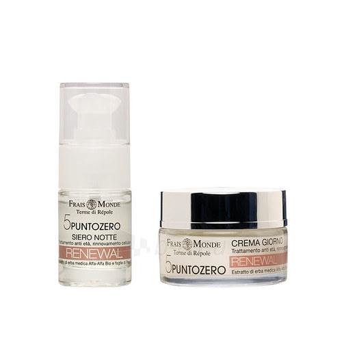 Kosmetikos rinkinys Frais Monde 5Puntozero Renewal Kit Cosmetic 65ml Paveikslėlis 1 iš 1 310820018613