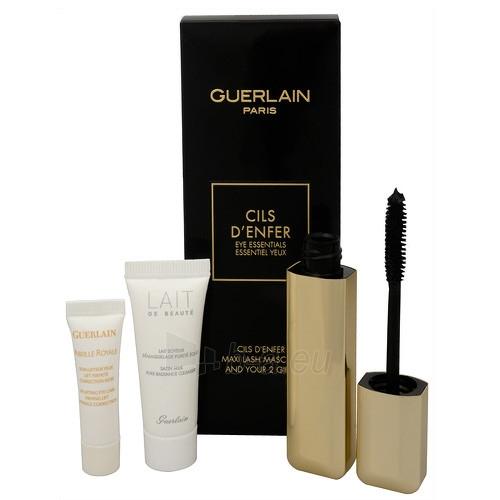 Kosmetikos rinkinys Guerlain Maxi Lash (Cils D`Enfer Mascara Coffret) Paveikslėlis 1 iš 1 310820043259