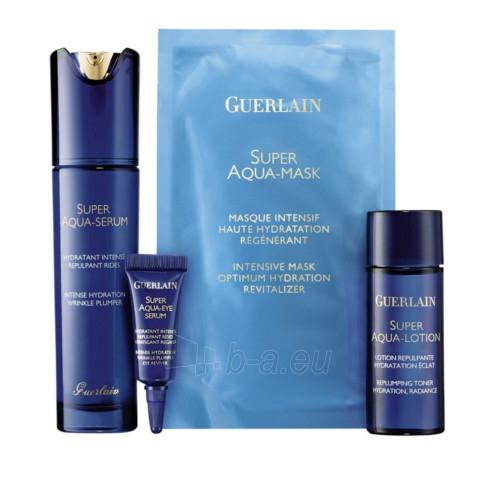 Kosmetikos rinkinys Guerlain Super Aqua Wrinkle Care Gift Set Paveikslėlis 1 iš 1 310820170573
