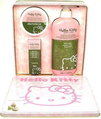 Kosmētikas komplekts Hello Kitty Metal Body Care 780ml Paveikslėlis 1 iš 1 2508200000023
