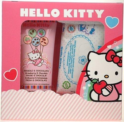 Kosmētikas komplekts Hello Kitty Fruit Melodies 200ml Paveikslėlis 1 iš 1 2508200000017
