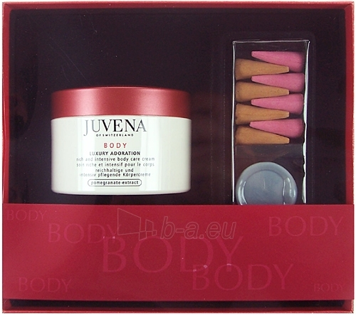 Kosmetikos rinkinys Juvena Body Luxury Adoration  200ml Paveikslėlis 1 iš 1 2508200000379