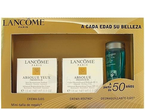 Cosmetic set Lancome Absolue Premium Bx Yeux 60ml Paveikslėlis 1 iš 1 2508200000390