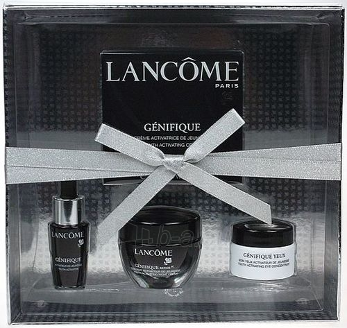 Cosmetic set Lancome Genifique Youth activating 77ml Paveikslėlis 1 iš 1 2508200000405