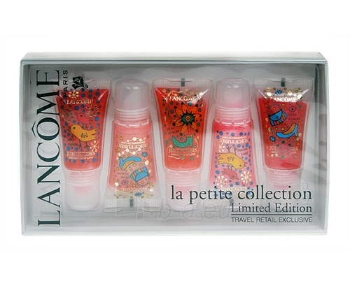 Kosmētikas komplekts Lancome Juicy Tubes La Petite Collection Limited 35ml Paveikslėlis 1 iš 1 2508200000629