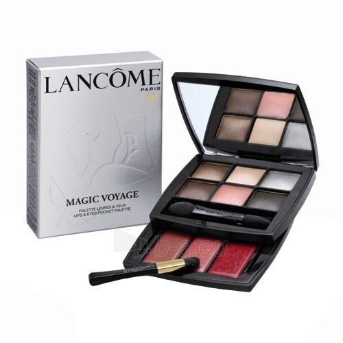 Cosmetic set Lancome Magic Voyage Lips Eyes Palette 12,5g (In the box) Paveikslėlis 1 iš 1 2508200000670
