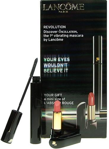 Cosmetic set Lancome Oscillation Mascara 12,2ml Paveikslėlis 1 iš 1 2508200000441