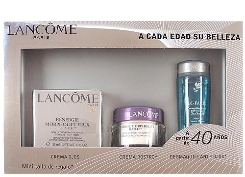 Kosmetikos rinkinys Lancome Renergie Morpholift R.A.R.E. Yeux  60 Paveikslėlis 1 iš 1 2508200000459