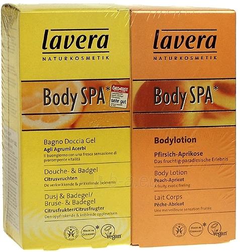 Kosmetikos rinkinys Lavera Set Body Spa Citrus  300ml Paveikslėlis 1 iš 1 2508200000619