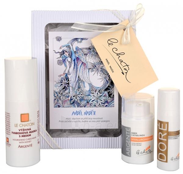 Kosmetikos rinkinys Le Chaton Gift set Angel of hope Paveikslėlis 1 iš 1 310820170279