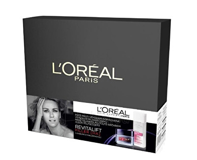 Cosmetic set Loreal Paris gift set Revitalift Daily Anti-Wrinkle Cream 50 ml & Micellar water Sublime Soft 200 ml Paveikslėlis 1 iš 1 310820085350