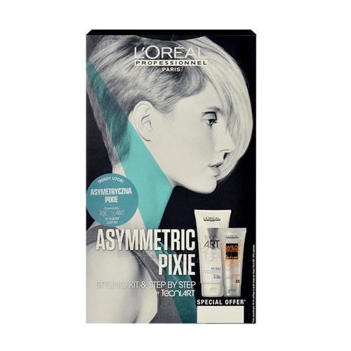 Kosmetikos komplekts L´Oreal Paris Tecni Art Asymmetric Pixie Styling Kit Cosmetic 300ml Paveikslėlis 1 iš 1 310820016486