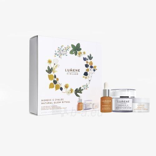 Kosmetikos rinkinys Lumene Natura l Glow Ritual Skin Care Gift Set Paveikslėlis 1 iš 1 310820170490