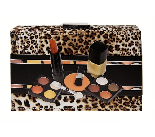 Cosmetic Kit Makeup Trading Beauty Box Leo 19g Paveikslėlis 1 iš 1 2508200000710