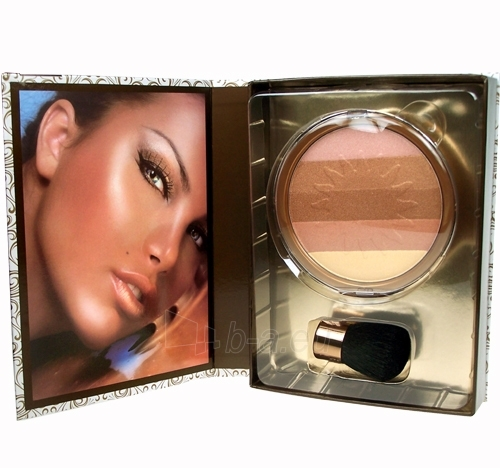 Kosmetikos rinkinys Makeup Trading Golden Bronze Book  22g Paveikslėlis 1 iš 1 2508200000486