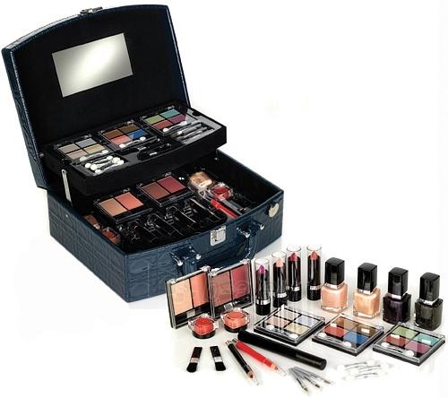 Kosmetikos rinkinys Makeup Trading Midnight Vanity  105,48g Paveikslėlis 1 iš 1 2508200000494