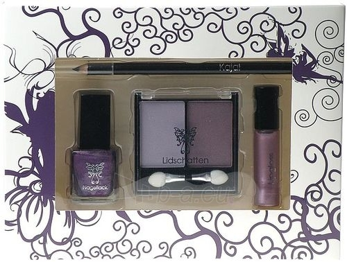 Kosmētikas komplekts Grims Trading Purple 28ml (bojāts iepakojums) Paveikslėlis 1 iš 1 2508200000783