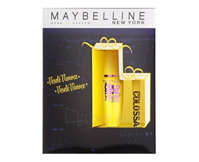 Cosmetic set Maybelline Gift Set of decorative cosmetics for the eyes (Volum Express The Colossal) Paveikslėlis 1 iš 1 310820085363