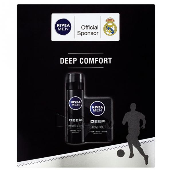 Kosmetikos rinkinys Nivea Gift set Deep Comfort Paveikslėlis 1 iš 1 310820192763
