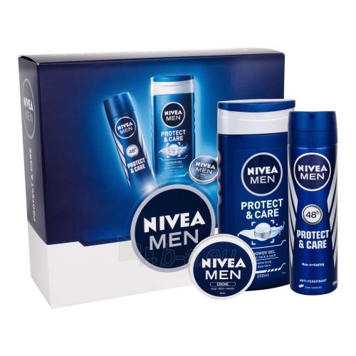 Cosmetic set Nivea Men Protect & Care Kit Cosmetic 150ml Paveikslėlis 1 iš 1 310820113230