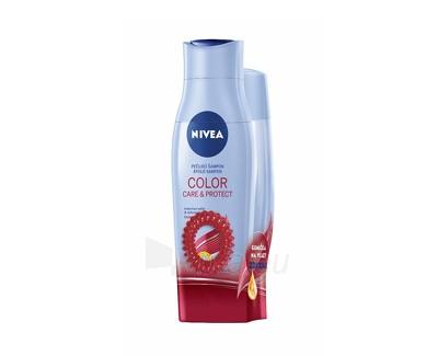 Cosmetic set Nivea šampūnas 250 ml + kondicionierius 200 ml Color Care + gumutė Paveikslėlis 1 iš 1 310820071508