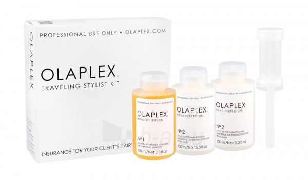 Kosmetikos rinkinys Olaplex Traveling Stylist Kit Cosmetic 300ml Paveikslėlis 1 iš 1 310820067345
